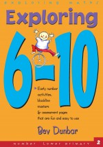 Exploring 6 -10 Exploring Maths Front Cover