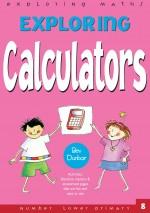 Calculators Exploring Maths Front Cover
