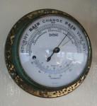 Ferry Barometer Weather Bev Dunbar Maths Matters