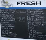 Fish Price List Bev Dunbar Maths Matters