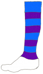 Football Sock B&V - John Duffield duffield-design