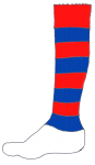 Football Sock R&B - John Duffield duffield-design