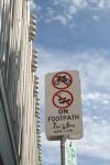 Footpath Times Hobart Bev Dunbar Maths Matters