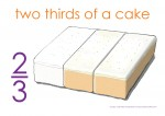 Fraction Cake Thirds Posters4