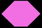 Fraction Shapes-Hexagon - John Duffield duffield-design