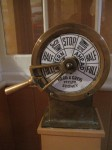 Fraction Wheel from Silver Crown 1936 Ferry Hobart Maritime Museum