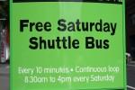 Free Shuttle Bus Times Bev Dunbar Maths Matters