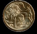 Front-$1-coin Bev Dunbar Maths Matters