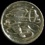 Front-20-cent-coin Bev Dunbar Maths Matters