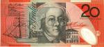 Front $20 note Bev Dunbar Maths Matters