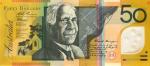 Front $50 note Bev Dunbar Maths Matters