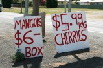 Fruit Prices Road signs Bev Dunbar Maths Matters