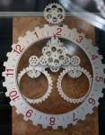 Geared Clock Verona Bev Dunbar Maths Matters