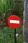 Geometric Sign Bali Bev Dunbar Maths Matters