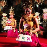 Geometric decorations with Bali Dancers Ubud Bev Dunbar Maths Matters