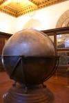 Giant World Globe Bev Dunbar Maths Matters