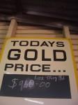Gold Price Kalgoolie WA Bev Dunbar Maths Matters