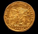 Golden Coin Florence 1703 Bev Dunbar Maths Matters