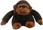 Gorilla - wild animal - toy Bev Dunbar Maths Matters