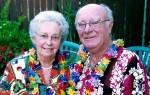 Great Gran and Grandpa turn 80 - Time - Calendar