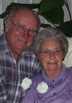 Great Grandma and Grandpa Bev Dunbar Maths Matters