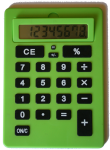 Green Calculator Bev Dunbar Maths Matters