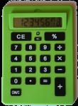 Green Calculator Bev Dunbar Maths Matters