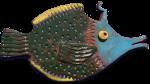 Green Fish Bev Dunbar Maths Matters