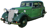 Green Vintage Car Bev Dunbar Maths Matters