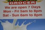 Grocers Opening Times Bev Dunbar Maths Matters