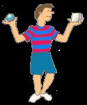 Hefting Boy - John Duffield duffield-design