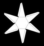 Hex Pyramid Net (bw) John Duffield duffield-design