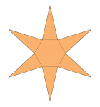 Hex Pyramid Net (colour) John Duffield duffield-design