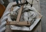 Hexagonal Frame Sculpture Florence Bev Dunbar Maths Matters