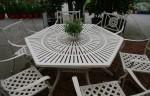 Hexagonal Garden Table Bev Dunbar Maths Matters