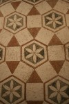 Hexagonal Pattern Pavement Ancient Rome Bev Dunbar Maths Matters