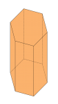 Hexagonal Prism  - John Duffield duffield-design