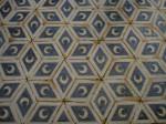 Hexagonal Rhombus Pattern Floor Tiles Florence Bev Dunbar Maths Matters