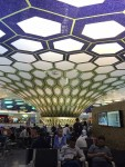 Hexagonal patterns at Abu Dhabi Airport Bev Dunbar Maths Matters Resources