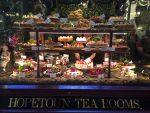Hopetoun Tea rooms Melbourne Bev Dunbar Maths Matters