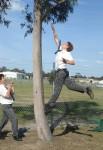 How high can you reach? Bev Dunbar Maths Matters