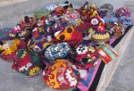 Counting - Hats Khiva Uzbekistan - shopping