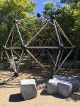 Icosahedral Play space Bev Dunbar Maths Matters