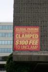 Illegal parking $100 fee to unclamp Bev Dunbar Maths Matters