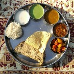 Indian food trays Bev Dunbar Maths Matters