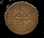 Italian Coin 1560 Bev Dunbar Maths Matters a