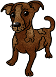 Jack Russell Pup - John Duffield duffield-design