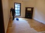 Jacky the floor Sander - area- Bev Dunbar Maths Matters