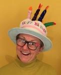 Julies Birthday Candle Hat Bev Dunbar Maths Matters
