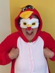 Julies Red Chicken Suit Bev Dunbar Maths Matters